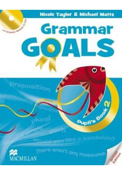 Grammar Goals 2 Książka ucznia + CD-Rom MACMILLAN