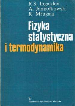Fizyka statystyczna i termodynamika