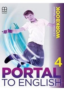 Portal to English 4 WB + CD MM PUBLICATIONS
