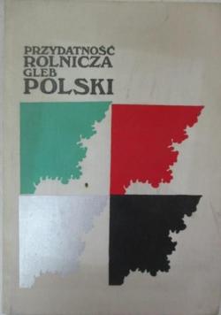 Przydatność rolnicza gleb Polski