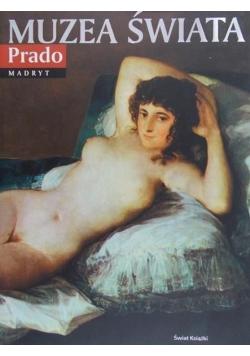 Muzea świata Prado Madryt
