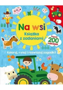 Na wsi Książka z zadaniami