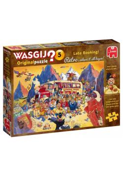 Puzzle 1000 Wasgij Późna rezerwacja G3