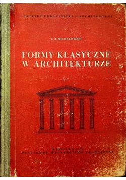 Formy klasyczne w architekturze