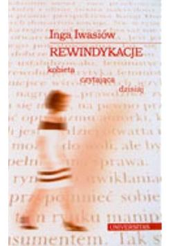 Rewindykacje kobieta czytająca dzisiaj