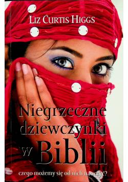 Niegrzeczne dziewczynki w Biblii