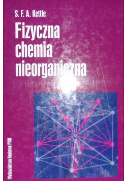 Fizyczna chemia nieorganiczna na przykładzie chemii koordynacyjnej