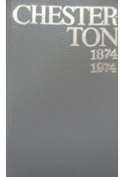 Chesterton 1874 - 1974