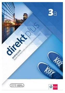 Direkt plus 3A Podręcznik wieloletni LEKTORKLETT