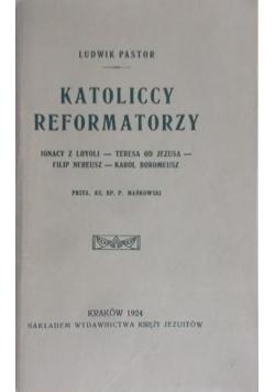 Katoliccy reformatorzy 1924 r