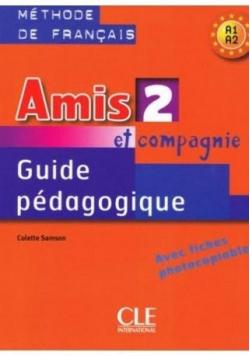 Amis et compagnie 2 poradnik metodyczny