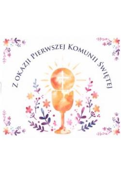 Perełka 319 - Z okacji Pierwszej Komunii Świętej