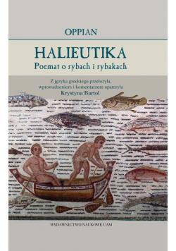 Oppian Halieutika Poemat o rybach i rybakach