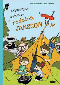 Zwyczajne wakacje z rodziną Janssonów