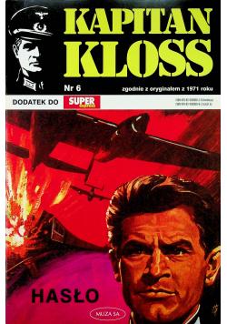 Kapitan Kloss nr 6