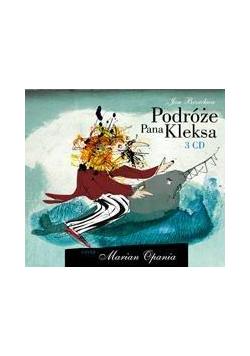 Podróże Pana Kleksa Audiobook