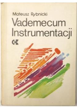 Vademecum Instrumentacji