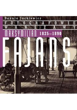 Maksymilian Fajans 1825 1890