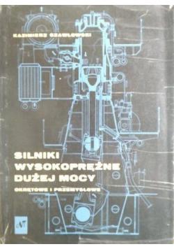 Silniki wysokoprężne dużej mocy okrętowe i przemysłowe