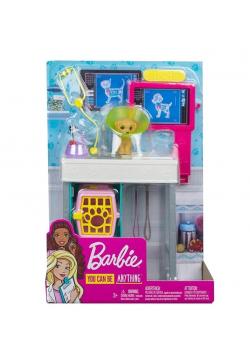 Barbie Zestaw mebelków Weterynarz