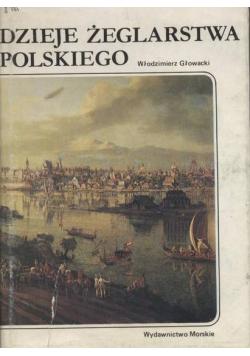 Dzieje żeglarstwa polskiego Tom I