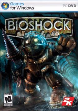 Bioshock gra PC DVD
