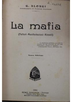 La mafia 1904 r.