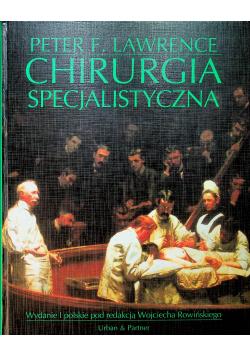 Chirurgia specjalistyczna