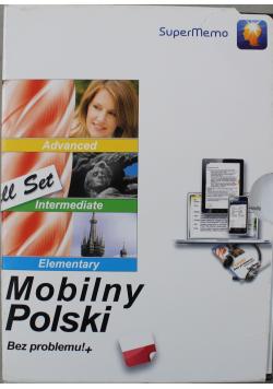 Mobilny Polski Bez problemu Komplet 3 kursów CD