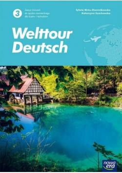 J Niemiecki 3 Welttour Deutsch ćw w 2020 NE