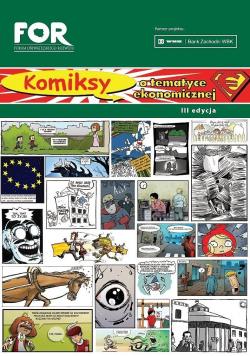 Komiksy o tematyce ekonomicznej III edycja
