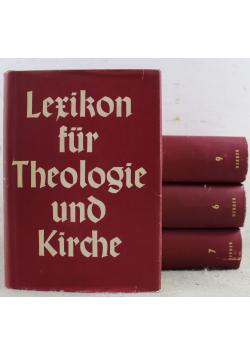 Lexikon fur Theologie und Kirche 4 tomy