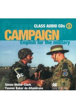 Campaign 2 Class CD