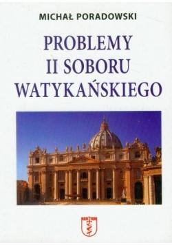 Problemy II Soboru Watykańskiego w.2020