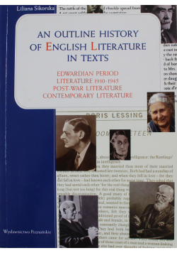 An outline history of English literature in texts Tom III