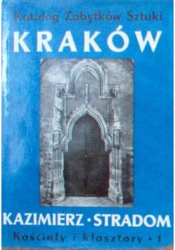 Katalog zabytków sztuki w Polsce To IV Miasto Kraków
