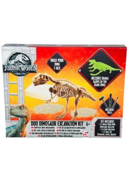 Jurassic World Wykopaliska - Dinozaury 2