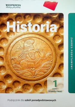 Historia Starożytność Część 1 Zakres podstawowy
