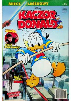 Kaczor Donald nr 15/2012
