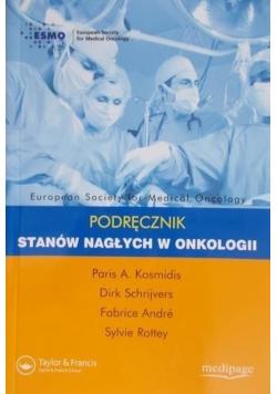 Podręcznik stanów nagłych w onkologii