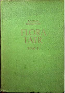 Flora Tatr Tom I
