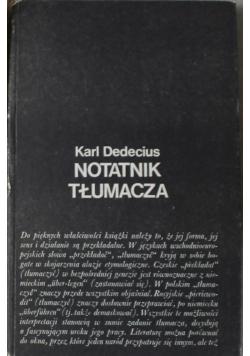 Notatnik Tłumacza