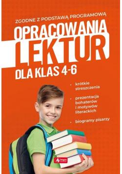 Opracowania lektur dla klas 4-6