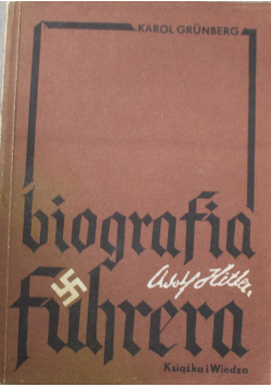 Adolf Hitler Biografia Fuhrera