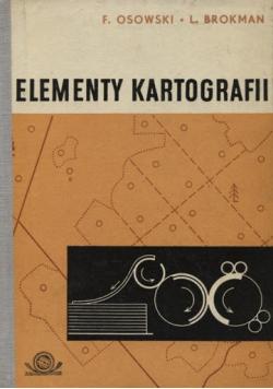Elementy kartografii
