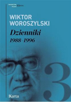 Dzienniki 1988 1996