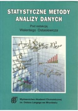 Statystyczne metody analizy danych