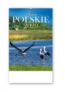 Kalendarz 2020 RW01 Pejzaże Polskie
