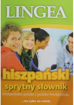 Hiszpańsko polski i polsko hiszpański Sprytny słownik