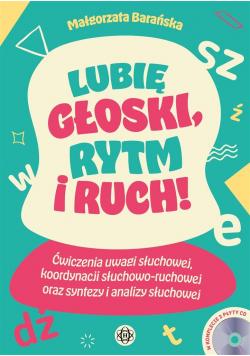 Lubię głoski, rytm i ruch!